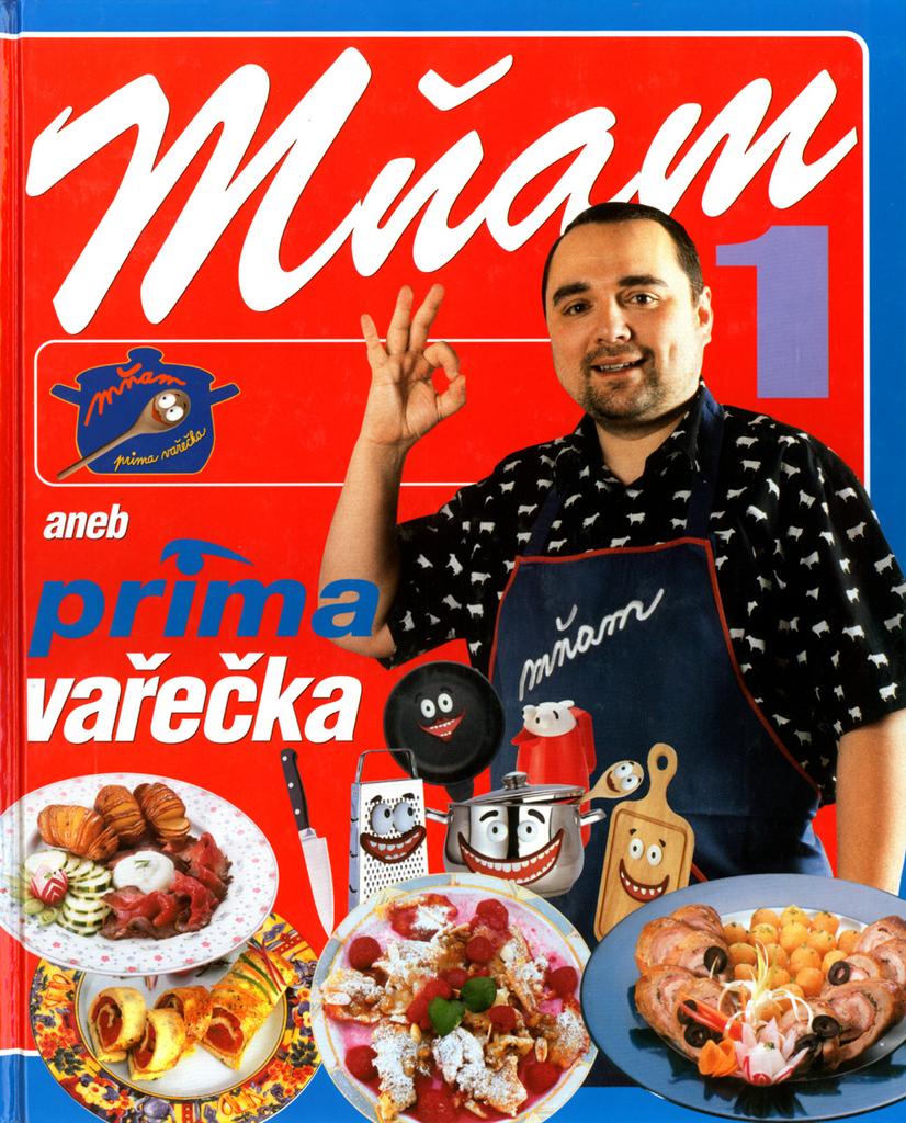 Mňam aneb prima vařečka 1 - Stojan Černodrinski