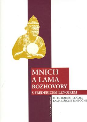 Obrázok Mnich a lama