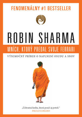 Obrázok Mních, ktorý predal svoje ferrari