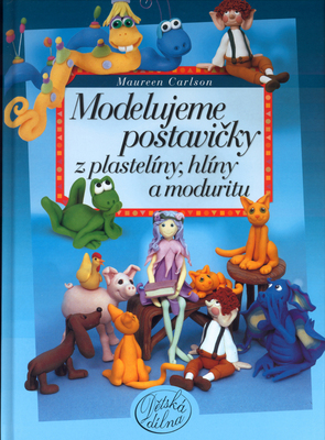 Obrázok Modelujeme postavičky z plastelíny, hlíny a moduritu