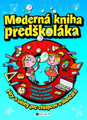 Obrázok Moderná kniha predškoláka