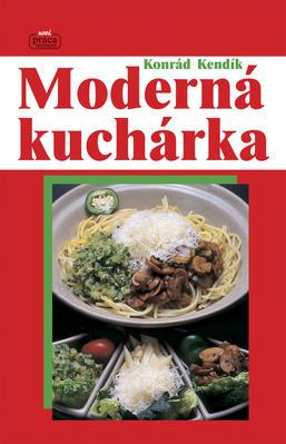 Obrázok Moderná kuchárka