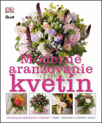 Obrázok Moderné aranžovanie kvetín
