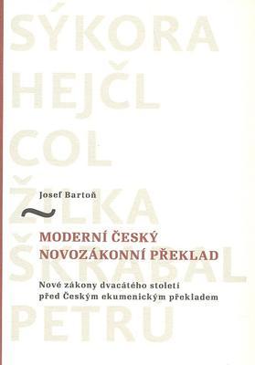 Obrázok Moderní český novozákonní překlad