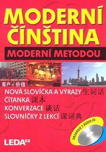 Obrázok Moderní čínština moderní metodou
