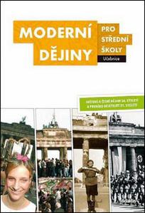 Obrázok Moderní dějiny pro střední školy Učebnice