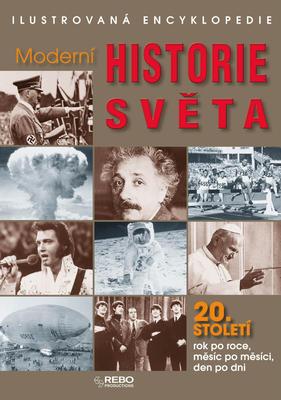 Obrázok Moderní historie světa 20. století