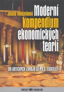 Obrázok Moderní kompendium ekonomických teorií