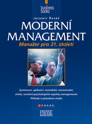 Obrázok Moderní management