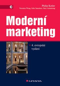 Obrázok Moderní marketing