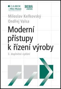 Obrázok Moderní přístupy k řízení výroby