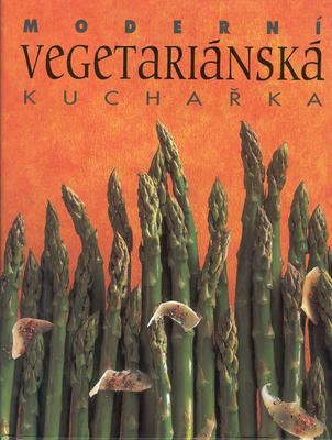 Obrázok Moderní vegetariánská kuchařka