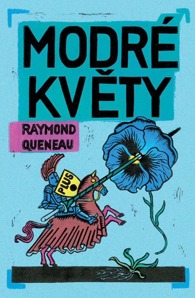 Modré květy - Raymond Queneau