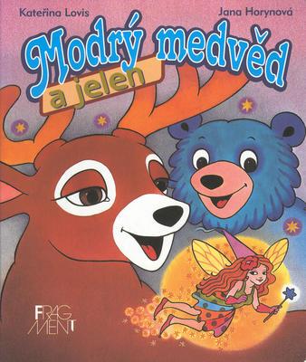 Obrázok Modrý medvěd a jelen