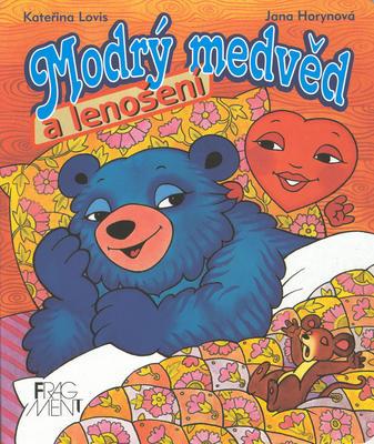 Obrázok Modrý medvěd a lenošení