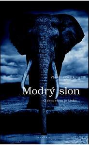 Obrázok Modrý slon