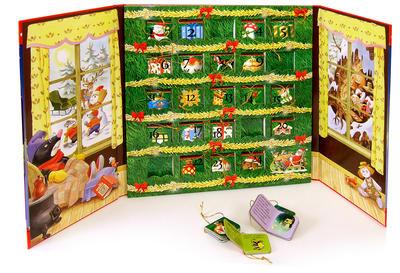 Obrázok Môj adventný kalendár