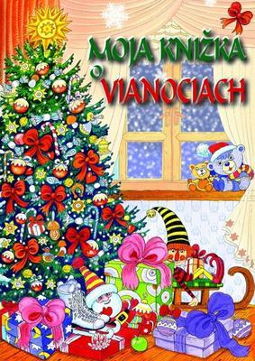 Obrázok Moja knižka o Vianociach
