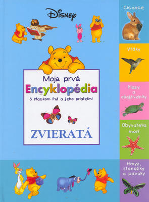 Obrázok Moja prvá encyklopedia Zvieratá