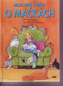 Obrázok Moja prvá knižka o mačkách