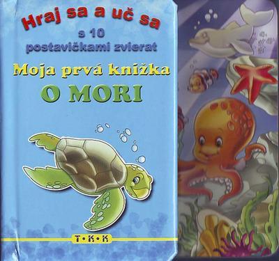 Obrázok Moja prvá knižka o mori