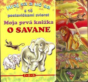 Obrázok Moja prvá knižka o savane