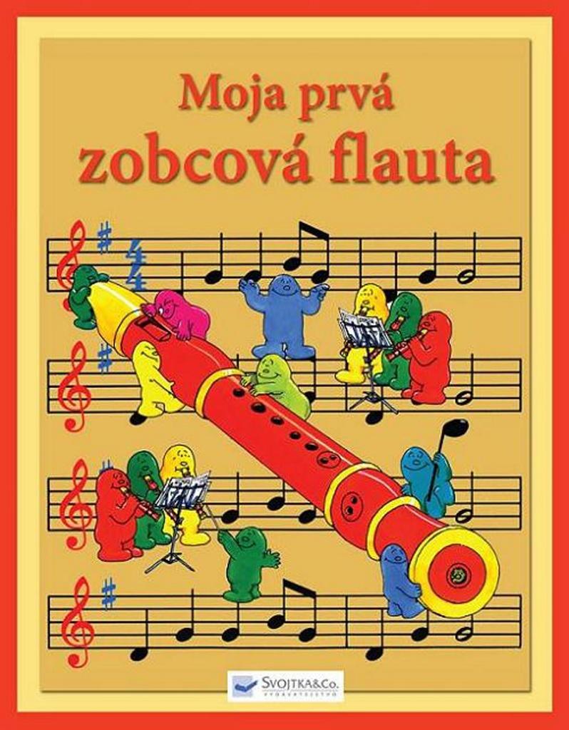 Moja prvá zobcová flauta