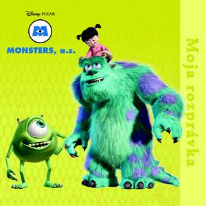 Obrázok Moja rozprávka Monsters, a.s.