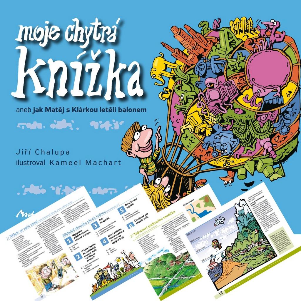 Moje chytrá knížka - Jiří Chalupa