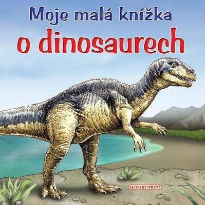 Obrázok Moje malá knížka o dinosaurech
