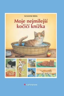 Obrázok Moje nejmilejší kočičí knížka