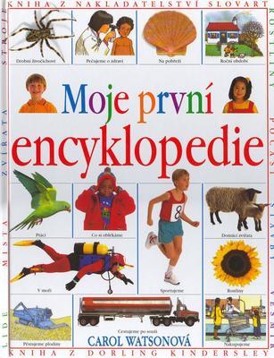 Obrázok Moje první encyklopedie