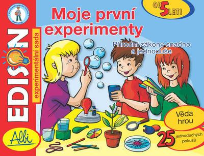 Obrázok Moje první experimenty