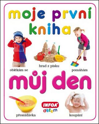 Moje první kniha Můj den