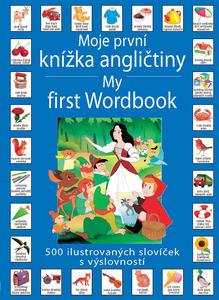 Obrázok Moje první knížka angličtiny