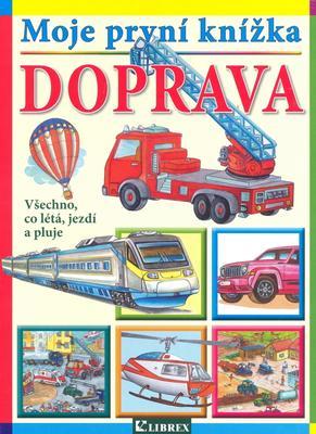 Obrázok Moje první knížka Doprava