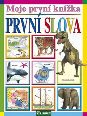 Picture of Moje první knížka První slova