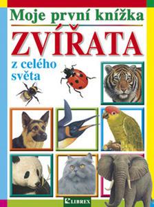 Obrázok Moje první knížka Zvířata z celého světa