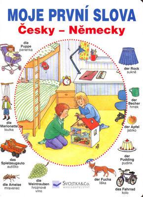 Obrázok Moje první slova česky-německy