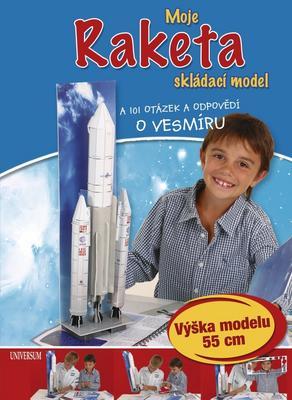 Obrázok Moje Raketa Skládací model a 101 otázek a odpovědí o vesmíru