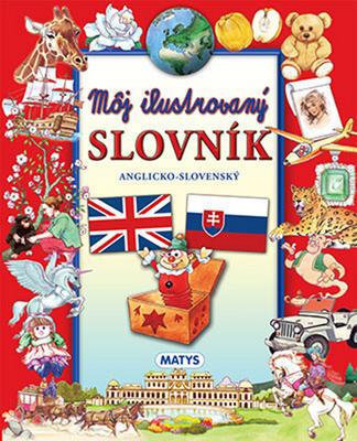 Obrázok Môj ilustrovaný slovník anglicko-slovenský