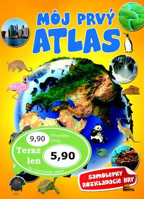 Obrázok Môj prvý atlas