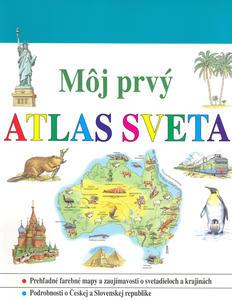 Obrázok Môj prvý atlas sveta