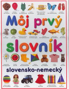 Obrázok Môj prvý slovník slovensko-nemecký