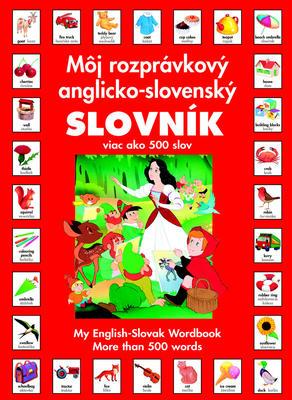 Obrázok Môj rozprávkový anglicko-slovenský slovník