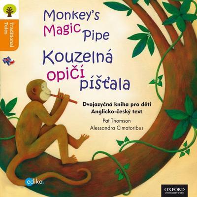 Obrázok Monkey´s Magic Pipes Kouzelná opičí píšťala