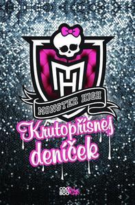 Obrázok Monster High Krutopřísnej deníček
