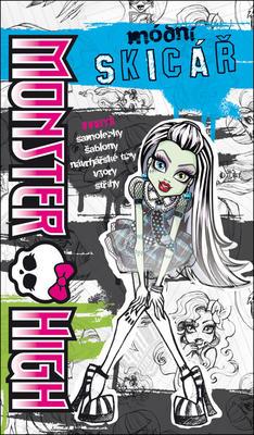 Obrázok Monster High Módní skicář