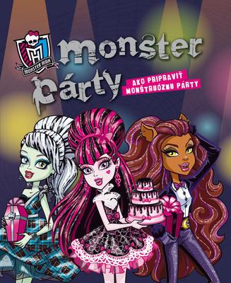 Obrázok Monster High Monster párty