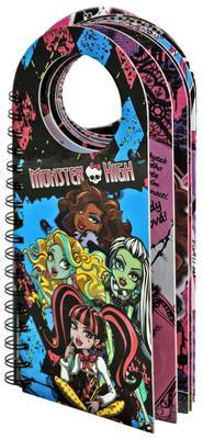 Monster High Monstrózní visačky na dveře